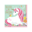 MAGICAL-UNICORN-Birthday-Party-Range-Tableware-Balloons-Supplies-Decorations miniatuur 2