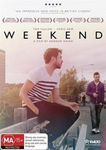 1 of 1 - Weekend (DVD, 2012)