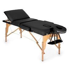 [RECONDITIONNÉ] Table de massage Klarfit 210 cm 200 kg pliante mousse cellules f