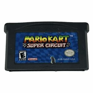 Mario Kart: Super Circuit (Game Boy Advance, 2001) Tested Works