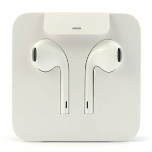 Apple Earpods Earphones Iphone 11 Pro Xs Max Xr 8 7 6 Remote Mic New Original Ebay