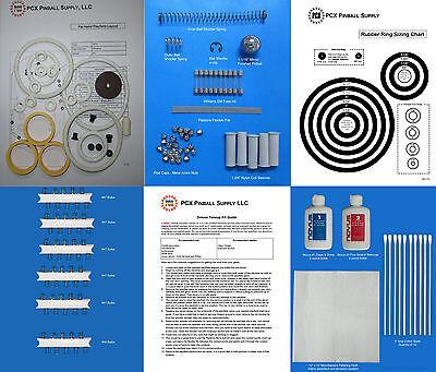 1975 Williams Pat Hand pinball rubber ring kit