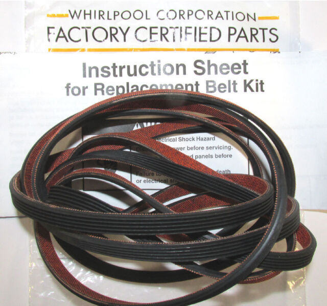 ERP Dryer Belt Replacement for Whirlpool/Maytag 312959 ER312959 ...