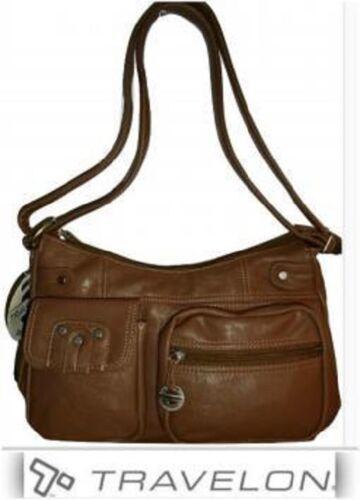 mehrere Designer Hobo Travelon Handtasche Geldbeutel Haselnuss Taschen Schulter Bag CqCwX6nxf7