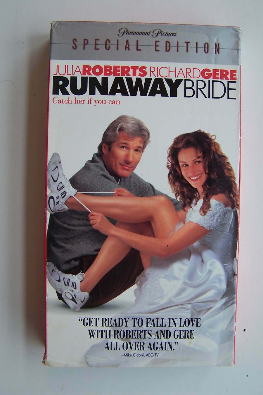 Runaway Bride (Special Edition) VHS Video Tape 1999