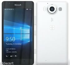Microsoft Lumia 950 Dual SIM (White, 32 GB) RM-1118 with Manufacturer Warranty