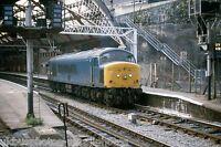 British Rail Class 45 45134 Liverpool Lime St 31/07/86 Rail Photo