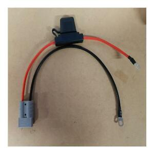 50-Amp-Anderson-50-Amp-Maxi-Fuse-8-B-amp-S-10AWG-Wire-8mm-Battery-Lugs-Extension