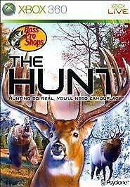 Bass Pro Shops The Hunt Microsoft Xbox 360 2010 For Sale