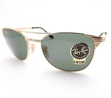 5df4e48f06 item 6 Ray Ban Signet 3429 M 001 58 Gold Green G15 Sunglasses New Authentic  rl -Ray Ban Signet 3429 M 001 58 Gold Green G15 Sunglasses New Authentic rl