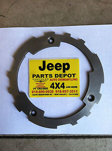 2002 2003 Jeep Liberty 3 7l Reluctor Ring 12 Teeth Tone