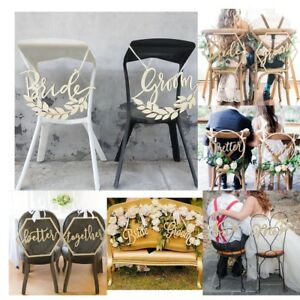 2pcs-Vintage-Bride-Groom-Wooden-Chair-Banner-Sign-Wedding-Photo-Booth-Prop