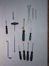 HAZET 13-tlg XXL Konvolut Schraubendreher Schlitz Torx Gabelschlüssel Werkzeug