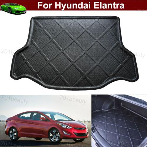 Car Mat Cargo Mat Trunk Liner Tray Floor Mat For Hyundai Elantra 2012-2018 2019