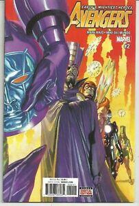 Avengers-2-Marvel-Comic-Waid-1st-Print-2016-NM-ships-in-t-folder