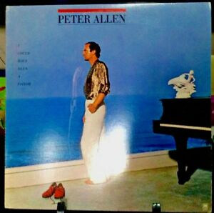 PETER-ALLEN-I-Could-Have-Been-A-Sailor-Album-Released-1979-Vinyl-Record-USA