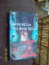 AKTE X Novels, Die unheimlichen Fälle des FBI, Band 7, Mein Wille sei dein Wille