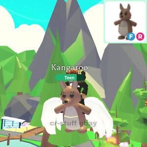 Adopt Me Roblox Kangaroo Fly And Ride Ebay