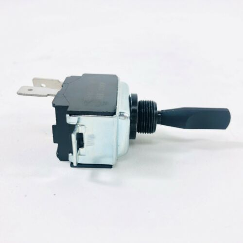 2 TERMINALS 2 POSITIONS ON-OFF FREIGHTLINER CTH//8956K897 TOGGLE SWITCH OEM