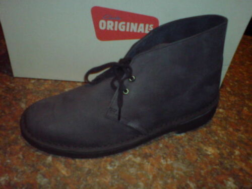 Desert 6 10 Black 11f 9 Boots 7 Mens Nubuck Clarksoriginals Uk 8 q5p7Yaw