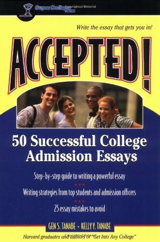 College admission essays online 50 successful