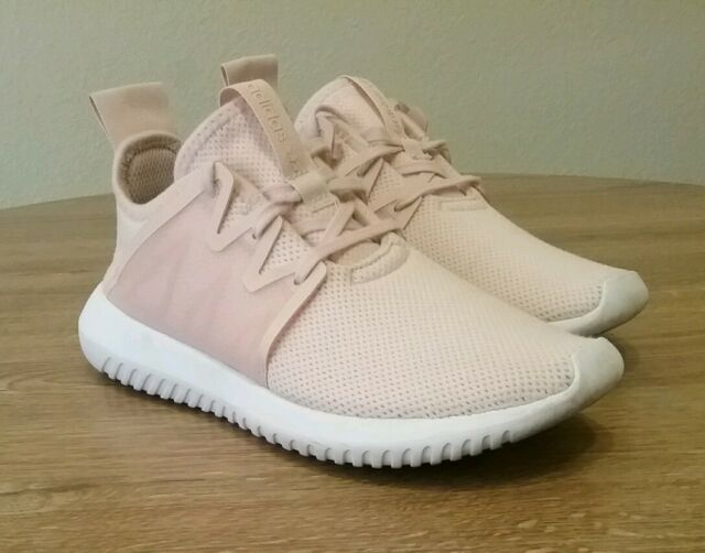 adidas Women's Shoes Tubular Viral 2.0 BY2122 Pink Running 2017 Lace Up Sz 6.5