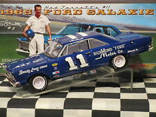 2013 University Of Racing 1/24 Ned Jarrett #11 1965 Ford Galaxy