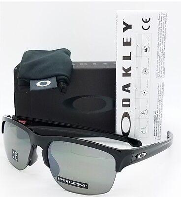 NEW OAKLEY LATCH SQ sunglasses Black Prizm Ruby Asian 9358