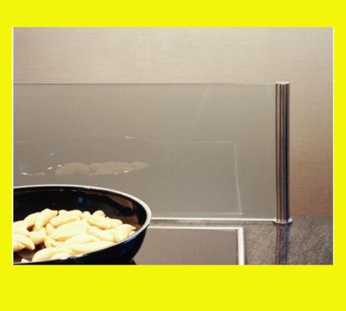 Herd Spritzschutz für Kücheninsel 60 er Glas