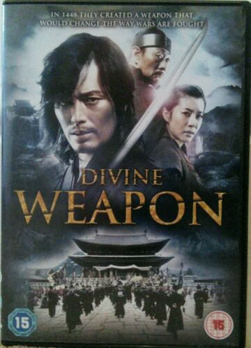 1 of 1 - Divine Weapon (DVD, 2012)