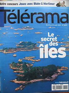 2692-SECRETS-DES-ILES-CHINE-RUILI-YUNAN-ROBINSON-STEVENIN-TELERAMA-2001