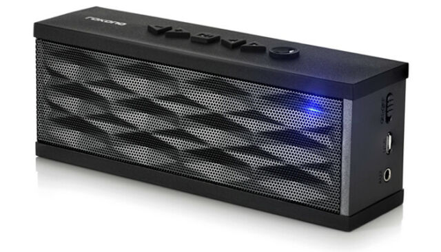 Bluetooth Speakers Rokono BASS+ (F200) Portable Wireless Speaker iPhone Samsung