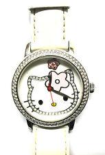 Hello Kitty by Kimora Lee Simmons Sanrio Diamond Bezel/Dial & Ruby Dial Watch