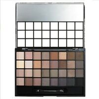 E.l.f Cosmetics Make Up Eye 32 Piece Eyeshadow Palette Natural Makeup Elf E58