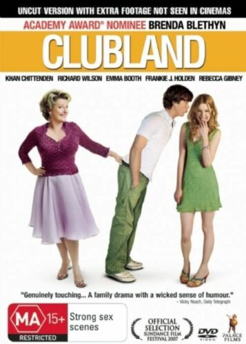 1 of 1 - Clubland (DVD, 2007)