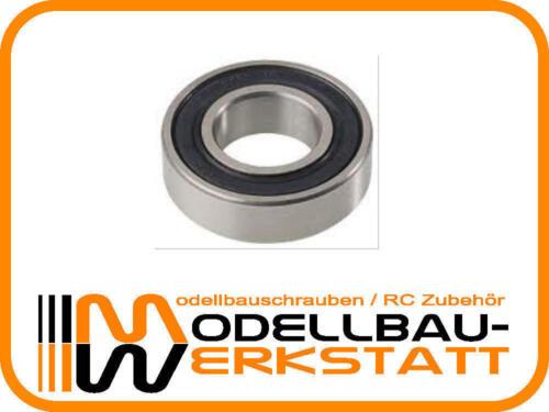 Keramik Kugellager 8x16x6mm 688 W6 2RS//C Keramiklager ceramic hybrid bearing