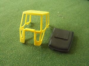 REPRODUCTION-BRITAINS-1-32-7710-YELLOW-CAB-amp-BLACK-ROOF