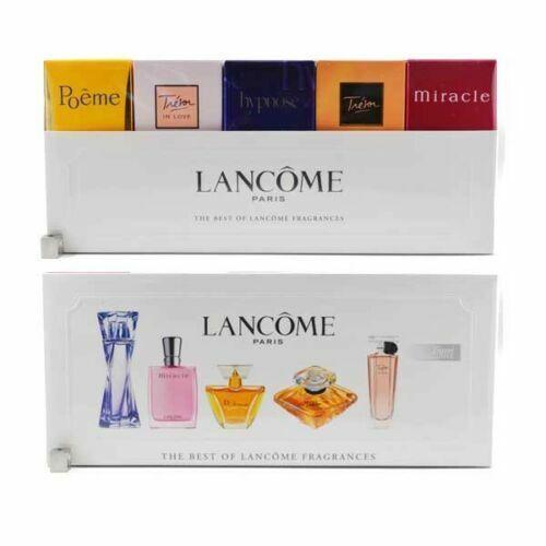 Pieces Women's Lancome Perfume France Set Mini Miniatures SetMade In 5 vmONn80w