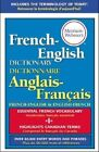 French-English Dictionary by Merriam-Webster (Hardback, 2000)