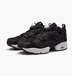 REEBOK INSTAPUMP FURY OG (BLACK STEEL) | KICKS HAWAII