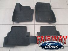 OEM NEW 17-19 Lincoln MKC Contour Floor Liner All-Weather Tray Type Black Vinyl