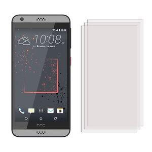 3-Mobile-Phone-Screen-Cover-Guards-Shield-Film-Foil-For-HTC-Desire-530