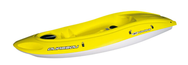 BIC OUASSOU KAYAK Yellow Bic Canoeing & Kayaking Kayaks