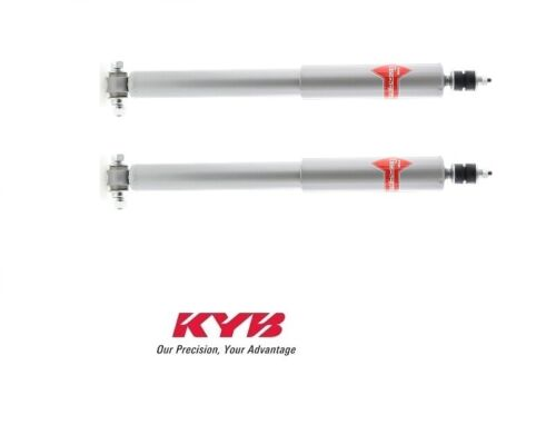 Lincoln Chevrolet KG5521 KYB Shock Absorber Gas-a-Just Pair Rear for Buick