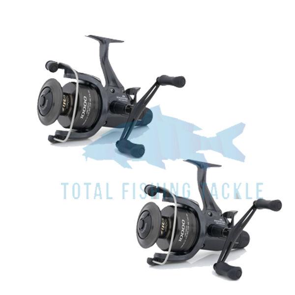 Shimano 2x Baitrunner DL 10000 RB Fishing Reel - BTRDL10000RB