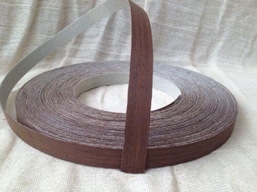 Iron on Veneer Edging Tape//Wood Veneer Trim Edge Banding 18mm,22m,30mm,40mm,50mm