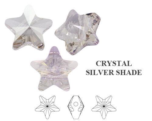 Many Colors Genuine SWAROVSKI 5914 Star Crystal Beads Large Hole 14mm