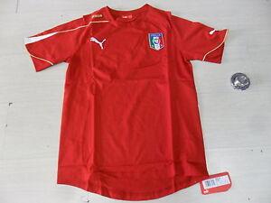 0904 Taille 14 Anni Italie T-shirt Maillot Chemise Enfant Junior Tee Haut Jouir D'Une RéPutation éLevéE Chez Soi Et à L'éTranger
