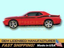 2008 2009 2010 2011 2012 2013 Challenger Custom Rt Rt Srt8 1970 Decals Stripes