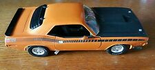ERTL 1:18 1970 CUDA diecast collectors edition car.